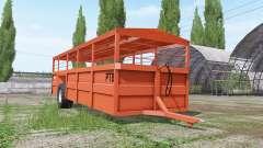 Richard Western CT8 v1.0.2 для Farming Simulator 2017