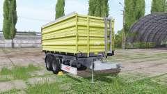 Fliegl TDK 255 light custom