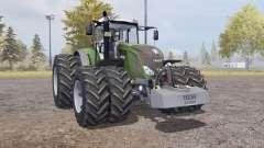 Fendt 828 Vario TMS для Farming Simulator 2013