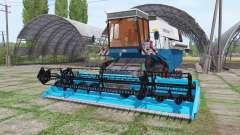 Fortschritt E 516 B v3.0 для Farming Simulator 2017