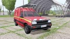 Renault Express Sapeurs-Pompiers