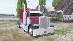 Peterbilt 389 v1.2 для Farming Simulator 2017
