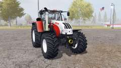 Steyr 6195 CVT v2.1 для Farming Simulator 2013