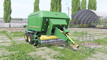 John Deere 690 v2.0 для Farming Simulator 2017