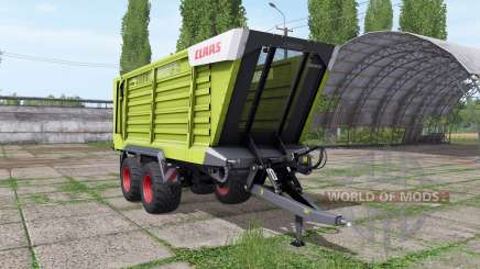 CLAAS Cargos 740 для Farming Simulator 2017