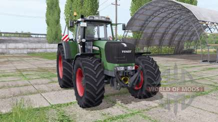 Fendt 920 Vario TMS v3.0 для Farming Simulator 2017