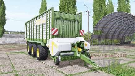 Strautmann Tera-Vitesse CFS 5201 colour choice для Farming Simulator 2017