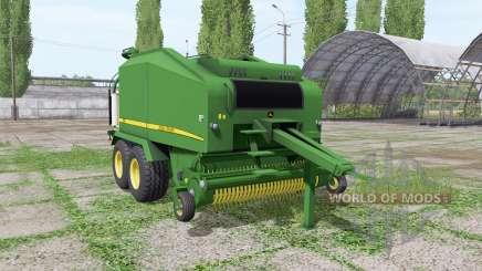 John Deere 678 для Farming Simulator 2017