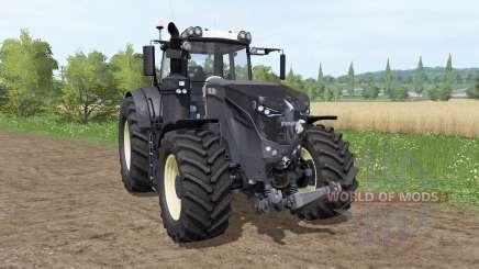 Fendt 1050 Vario wide tyre для Farming Simulator 2017