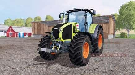 CLAAS Axion 950 v5.7 by Smety для Farming Simulator 2015