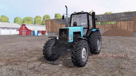 МТЗ 1221.2 Беларус голубой для Farming Simulator 2015