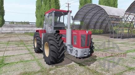Schluter Super 2500 TVL для Farming Simulator 2017