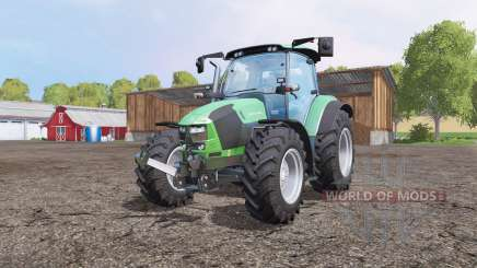 Deutz-Fahr 5130 TTV для Farming Simulator 2015