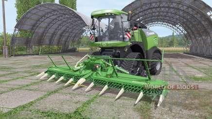Krone BiG X 530 RowTrac для Farming Simulator 2017
