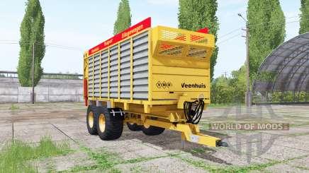 Veenhuis W400 v1.2 для Farming Simulator 2017