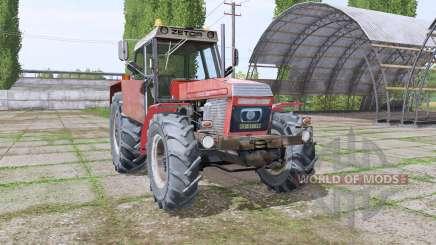Zetor 16145 v1.1 для Farming Simulator 2017
