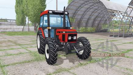 Zetor 7340 Turbo для Farming Simulator 2017