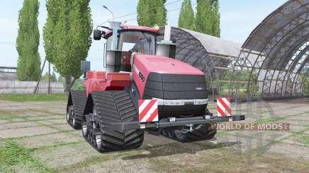 Case IH Quadtrac 1000 v1.3 by KHD-Agrostar для Farming Simulator 2017