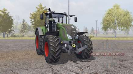 Fendt 828 Vario v3.2 by Surrealcrash для Farming Simulator 2013