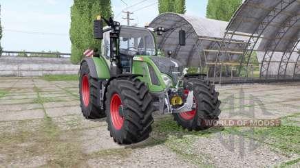 Fendt 714 Vario SCR для Farming Simulator 2017