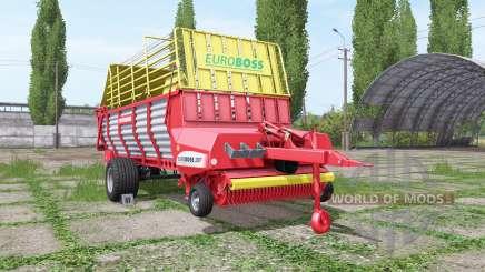 POTTINGER EUROBOSS 330 T v1.1 для Farming Simulator 2017