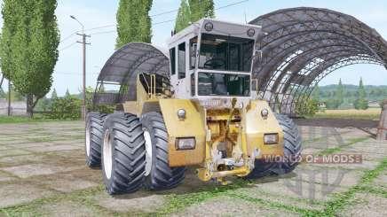 RABA 180 double wheels для Farming Simulator 2017