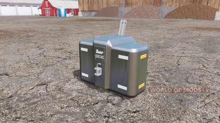 Suer SB 5000 для Farming Simulator 2015