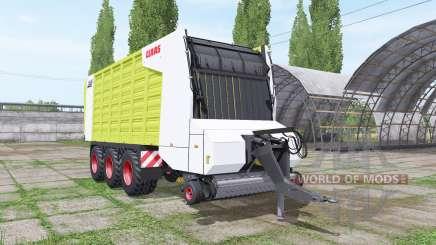 CLAAS Cargos 9600 v1.0 для Farming Simulator 2017