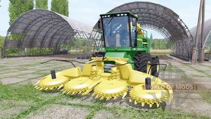 John Deere 7400 для Farming Simulator 2017