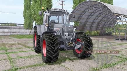 Fendt 818 Vario TMS v1.1 для Farming Simulator 2017