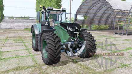 Fendt 1050 Vario v1.9 для Farming Simulator 2017