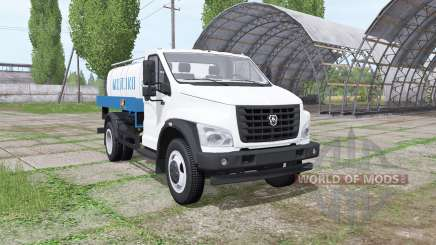 ГАЗ ГАЗон Next (C41R13) 2014 v1.3 для Farming Simulator 2017