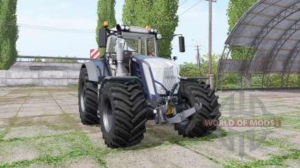 Fendt 824 Vario v1.0.0.2 для Farming Simulator 2017