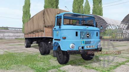 IFA W50 L saddle для Farming Simulator 2017