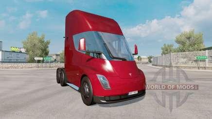 Tesla Semi для Euro Truck Simulator 2