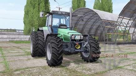 Deutz-Fahr AgroStar 6.38 v2.0 для Farming Simulator 2017