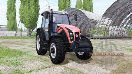 URSUS C-380 red для Farming Simulator 2017