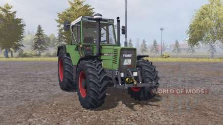 Fendt Favorit 615 LSA Turbomatic v3.0 для Farming Simulator 2013