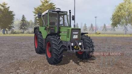 Fendt Favorit 615 LSA Turbomatic v3.0 для Farming Simulator 2013