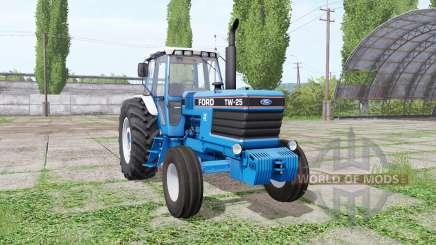 Ford TW-25 v1.2 для Farming Simulator 2017