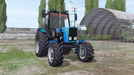 МТЗ-82.1 Беларус v1.2 для Farming Simulator 2017