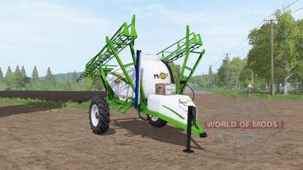 Metalfor Futur 2000 для Farming Simulator 2017