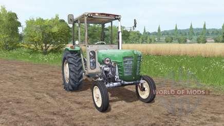 URSUS C-4011 v1.2 для Farming Simulator 2017