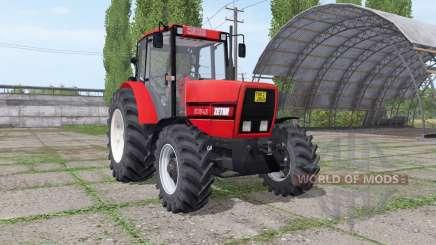 Zetor 10540 для Farming Simulator 2017
