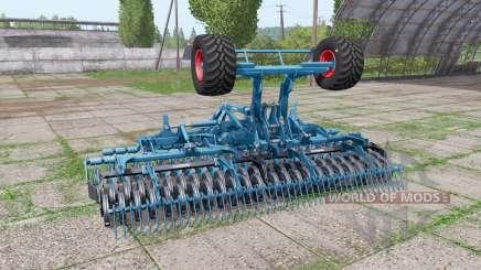 LEMKEN Heliodor 8-600 для Farming Simulator 2017