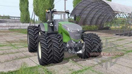 Fendt 1050 Vario white grill для Farming Simulator 2017