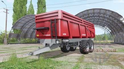 Brimont BB 18B v1.1 для Farming Simulator 2017