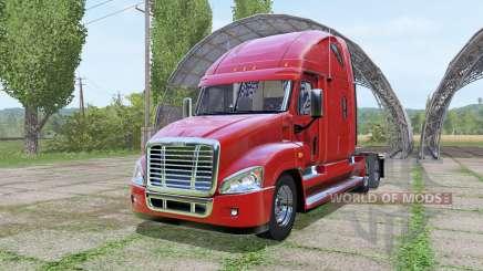 Freightliner Cascadia v1.1 для Farming Simulator 2017