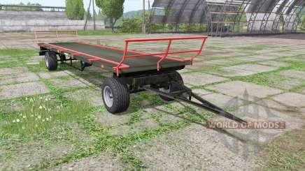 URSUS T-665 для Farming Simulator 2017