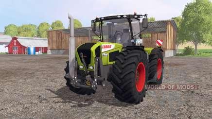 CLAAS Xerion 3300 Trac VC v5.2 для Farming Simulator 2015